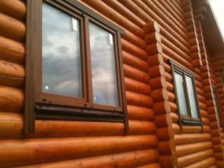 Завершающий этап и монтаж околооконных конструкций от компании Талисман в Новосибирске