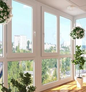 Светопропускная способность окон от компании Талисман в Новосибирске